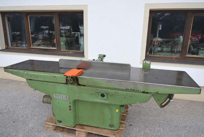 BÄUERLE Abrichthobelmaschine Mod. A 5
