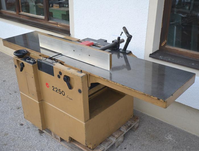SCM Kombinierte Abricht- u. Dickenhobelmaschine Mod. 2250