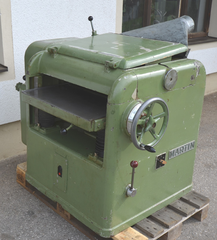 MARTIN Dickenhobelmaschine m. Mod. T 40 B