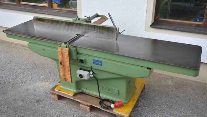 KAMRO Abrichthobelmaschine Mod. AFK 5