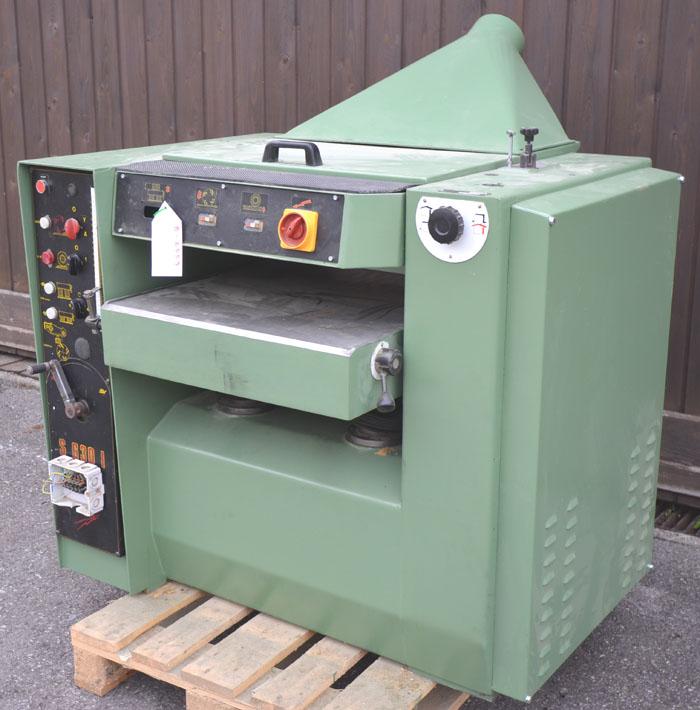 STETON Dickenhobelmaschine, Mod. S 630 I