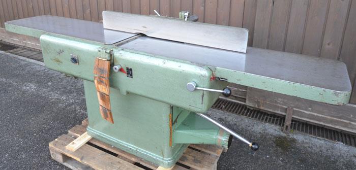 KOSTWEIN Abrichthobelmaschine Mod. AH - 410