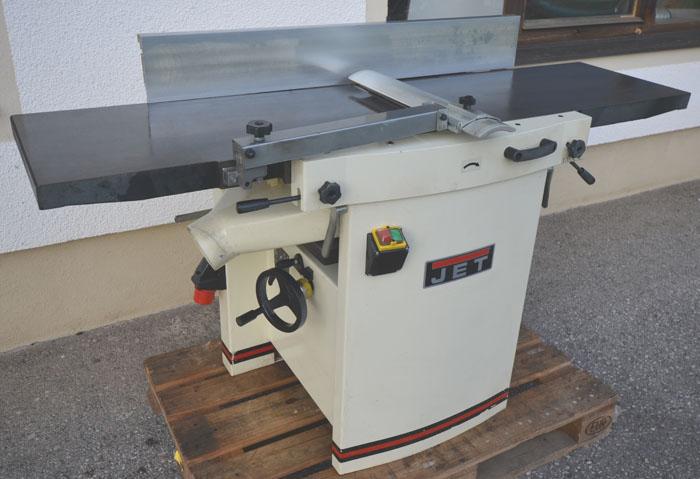 JET Kombinierte Abricht- u. Dickenhobelmaschine JPT-410