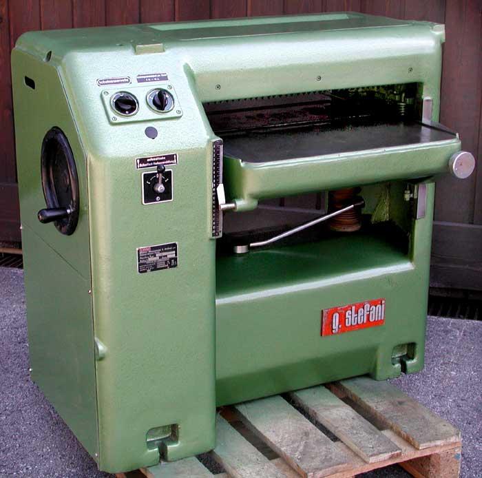 STEFANI Dickenhobelmaschine Mod. OSW-610