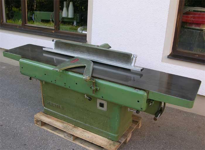 MARTIN Abrichthobelmaschine Mod. T 51