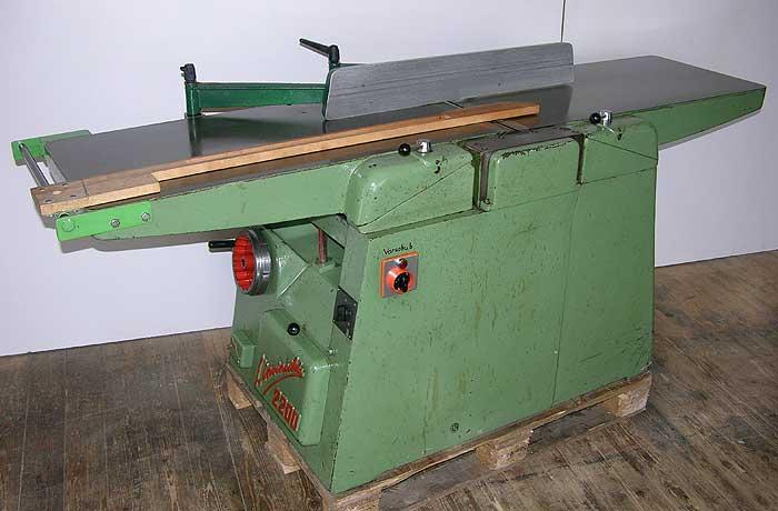 SCM Kombinierte Abricht- u. Dickenhobelmaschine Mod. 2200