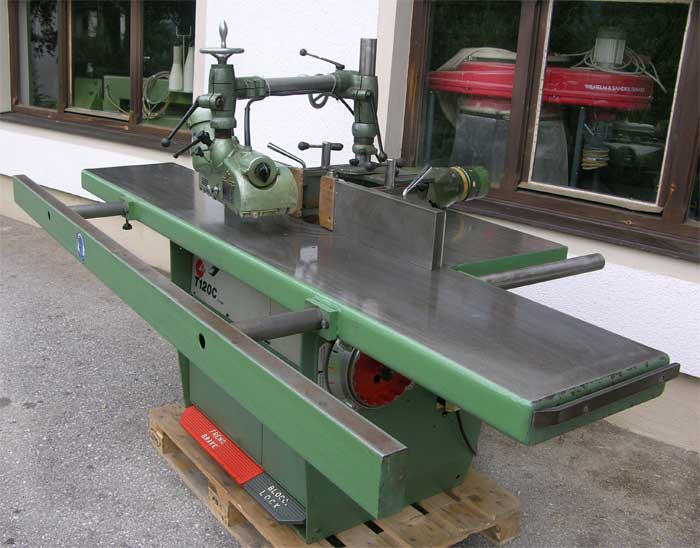 OKOMA Fräsmaschine Mod. SF/2