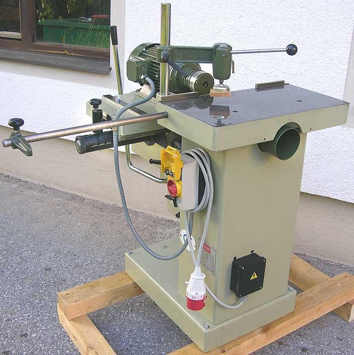 SAC Langlochbohrmaschine Mod. LB.85