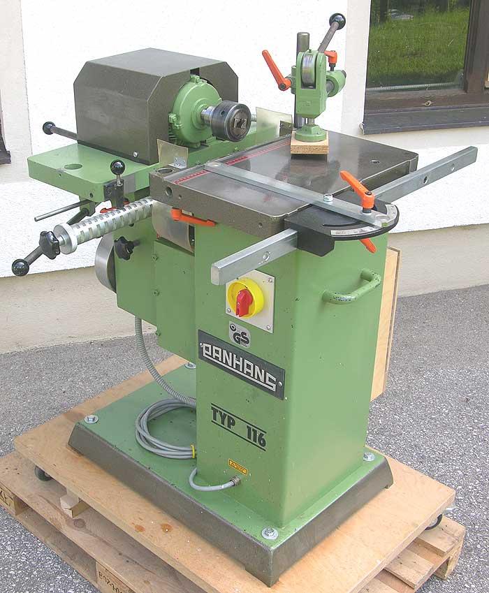 PANHANS Langlochbohrmaschine Mod. 116