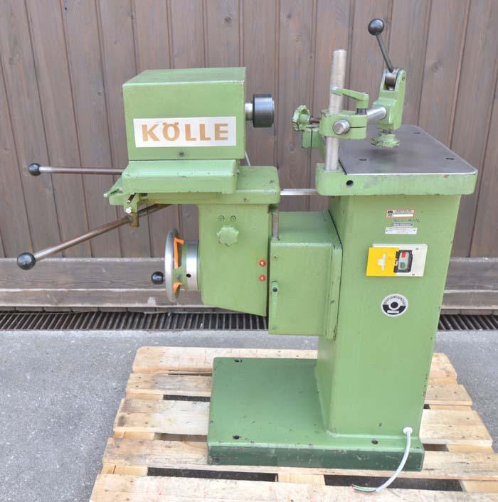 KÖLLE Langlochbohrmaschine Mod. L 2