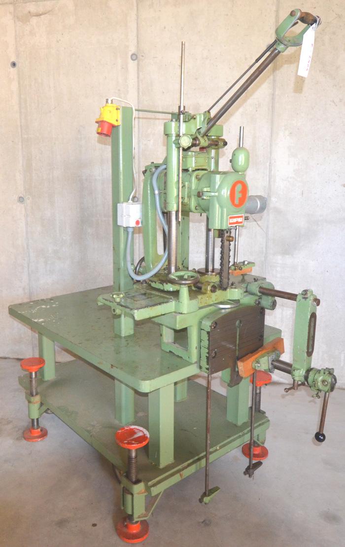 FEZER Kettenfräsmaschine Mod. OPO