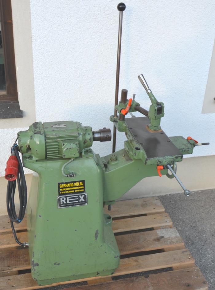 REX Langlochbohrmaschine Mod. LBMK