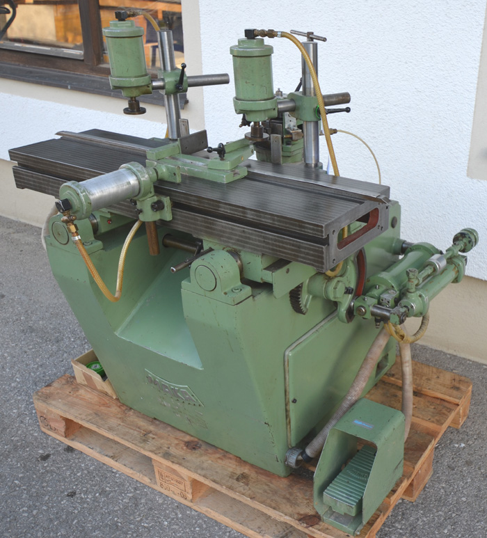 MAKA Schwingmeißel- Stemm- Maschine Mod. DB-5
