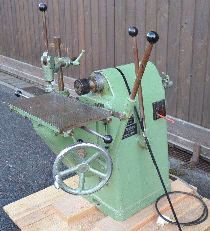 DORNBURG Langlochbohrmaschine Mod. DL 15