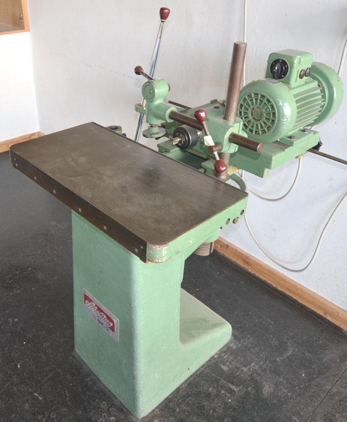 SCHELLING Langlochbohrmaschine Mod. BM-2