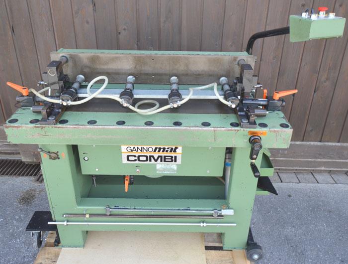 GANNOMAT Universal- Dübelloch- u. Beschlägebohrmaschine Mod. Combi RB 110