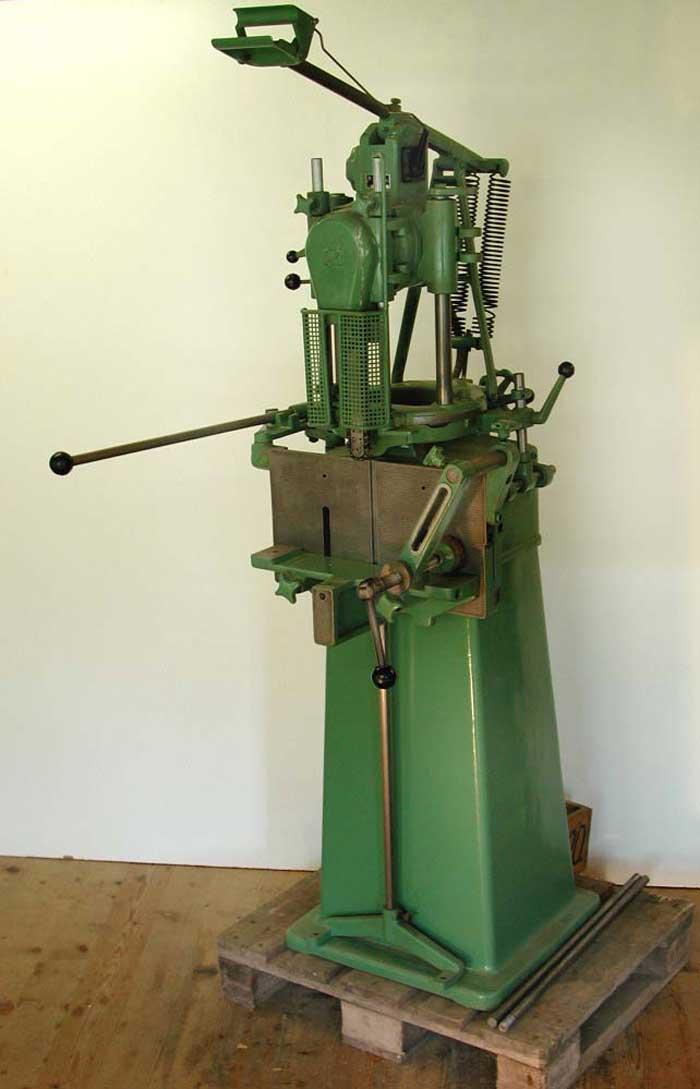 ZELISKO Kettenfräsmaschine Mod. KFM 2