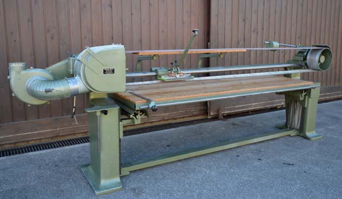 HÖFER Langbandschleifmaschine Mod. BSM III