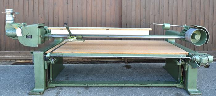 HÖFER Langbandschleifmaschine Mod. BS II