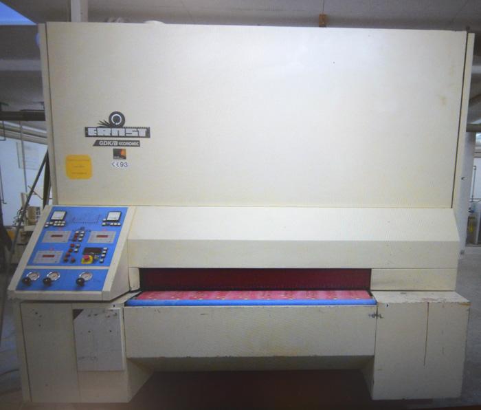 ERNST Kreuzschliffautomat Mod. GDK/ B 1350 mm