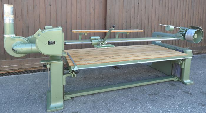 HÖFER Langbandschleifmaschine Mod. BSM II
