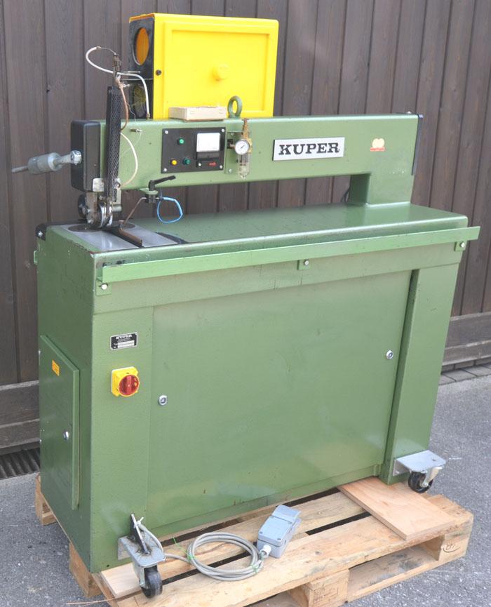KUPER Furnierzusammensetzmaschine Mod. FW/J 900