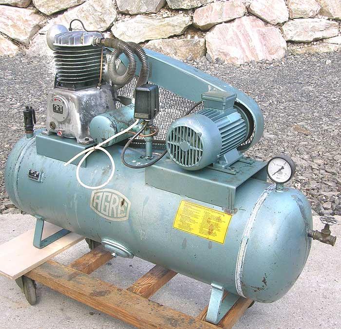 PRAMATIC- SCHWEIZ Kolbenkompressor Mod. AG
