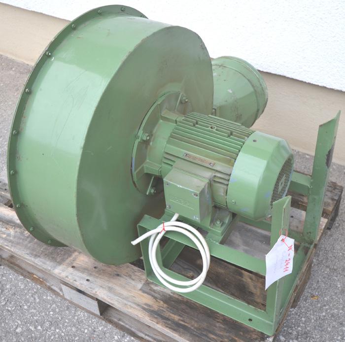 POLYTECHNIK Absaugventilator 7,5 kW