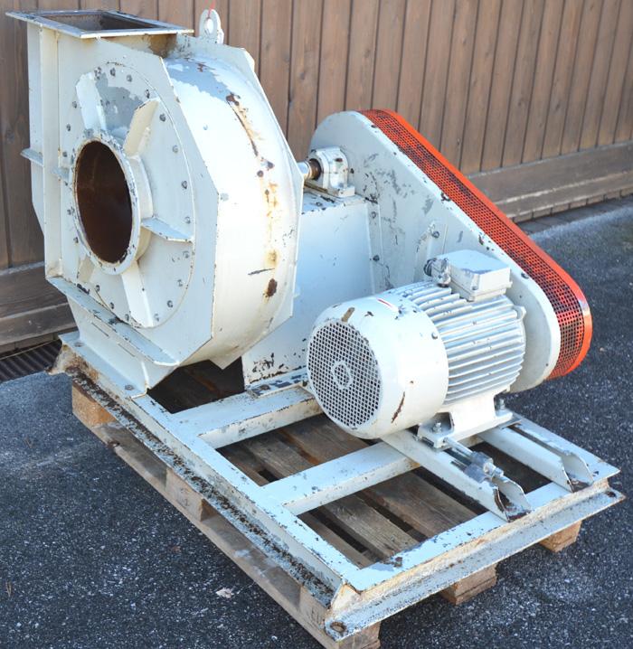 POLYTECHNIK Absaugventilator 15,0 kW