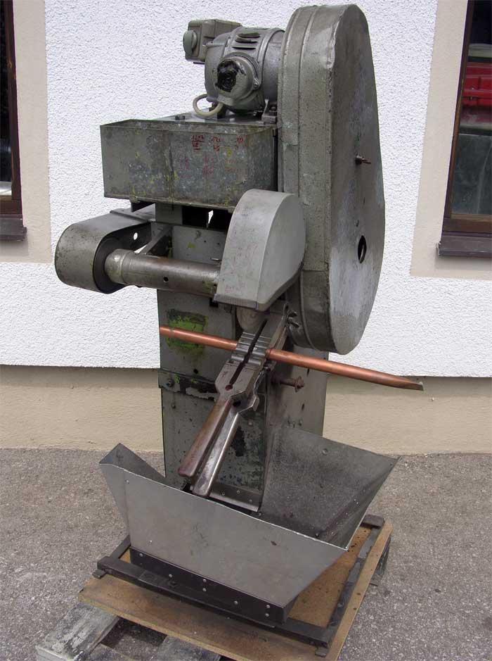 Rohrschneidemaschine